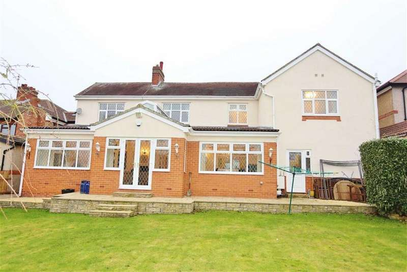 5 Bedrooms Detached House for sale in Cairnside, East Herrington, Sunderland, SR3