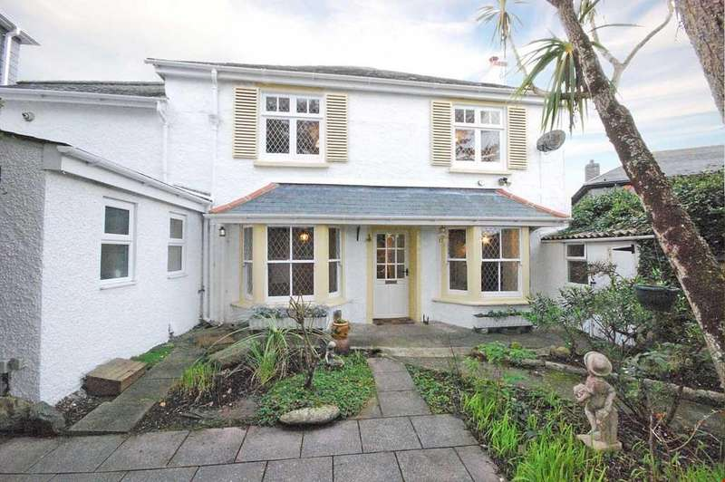 2 Bedrooms Semi Detached House for sale in Steeple Lane, St Ives, West Cornwall, TR26
