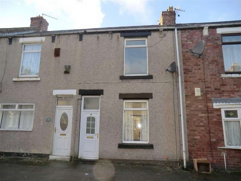 2 Bedrooms Terraced House for sale in 19, Hallgarth Terrace, Ferryhill