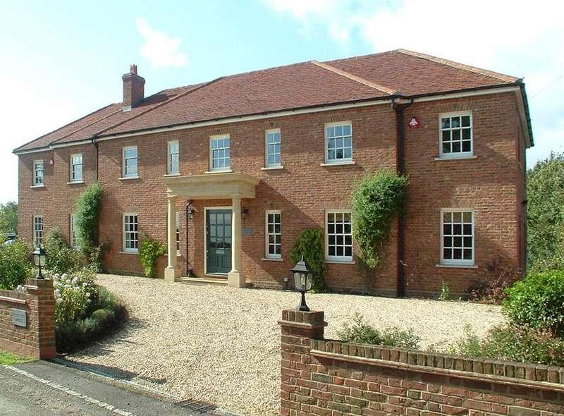 6 Bedrooms Detached House for sale in Higher Rads End, Eversholt, Bedfordshire, MK17