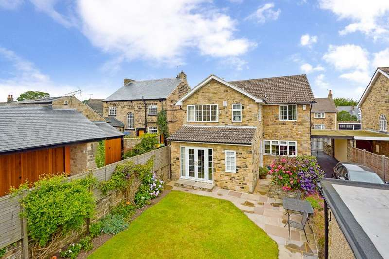 4 Bedrooms Detached House for sale in Main Street, Thorner, Leeds, West Yorkshire