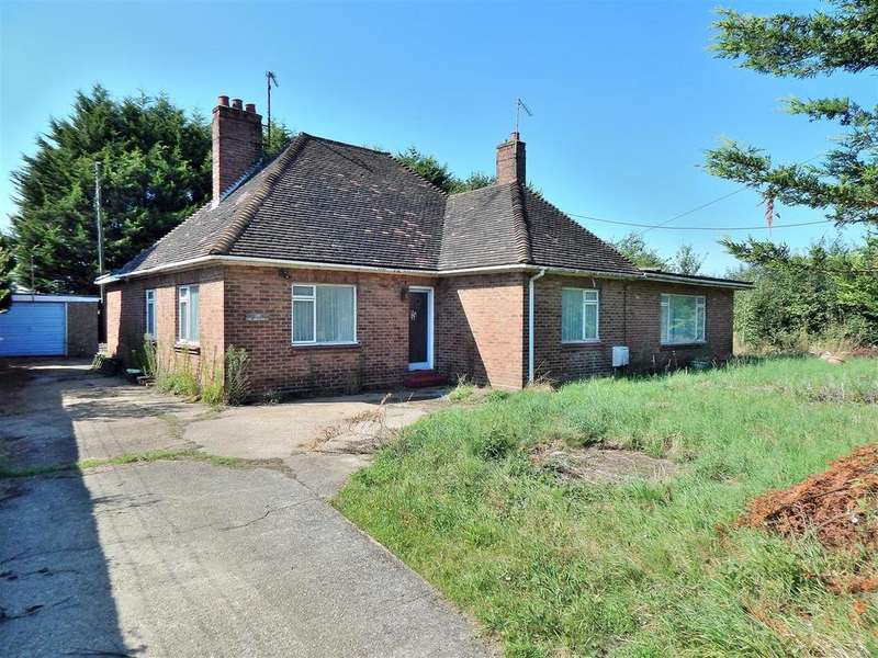 4 Bedrooms Detached Bungalow for sale in Lynn Road, West Winch, King's Lynn