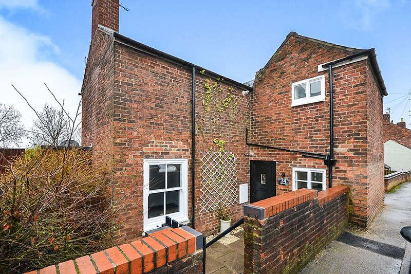 2 Bedrooms Detached House for sale in High Street, Riddings, Alfreton, DE55