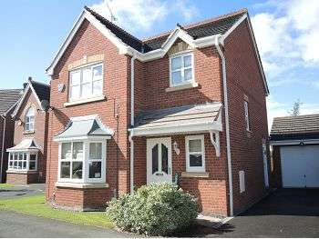 3 Bedrooms Detached House for sale in Corporal Way, West Derby, Liverpool