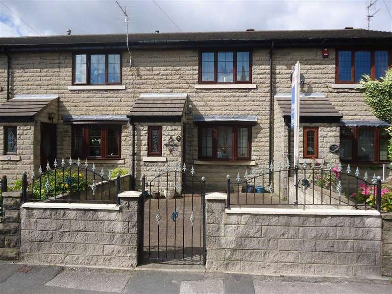 2 Bedrooms Town House for sale in Reevy Road, Bradford, West Yorkshire, BD6