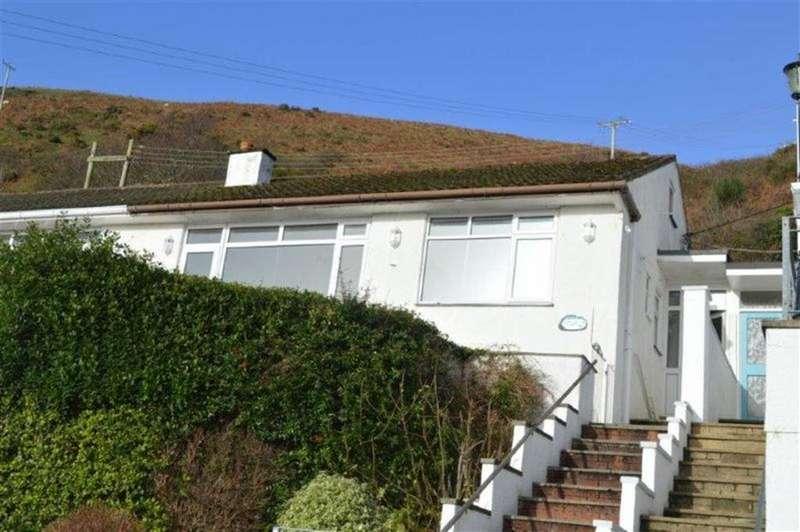 3 Bedrooms Semi Detached Bungalow for sale in Medley Cottage, Rhoslan, Aberdyfi, Gwynedd, LL35