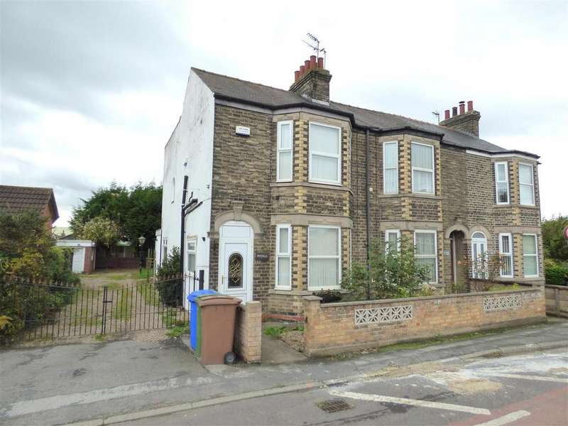 3 Bedrooms End Of Terrace House for sale in Riverlea, Beverley Road, Dunswell, East Yorkshire, HU6 0AD