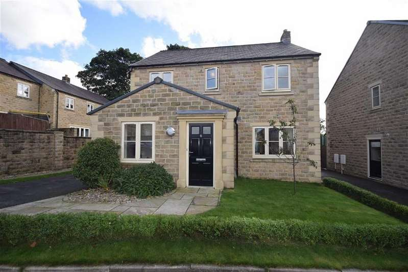 4 Bedrooms Detached House for sale in Eckroyd Close, Nelson, Lancashire