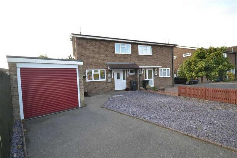 3 Bedrooms Semi Detached House for sale in Arcadia Road, Burnham-on-Crouch, Essex