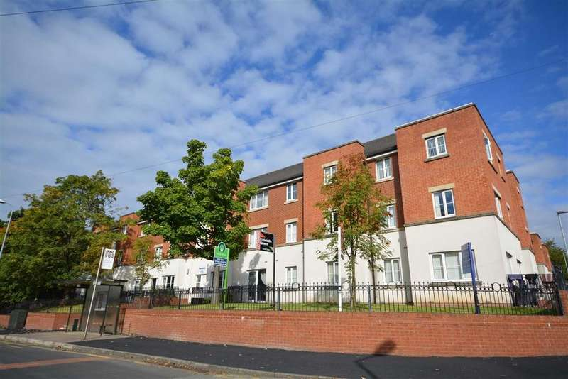1 Bedroom Apartment Flat for sale in Woodlands Hall, Whelley, Wigan, WN1