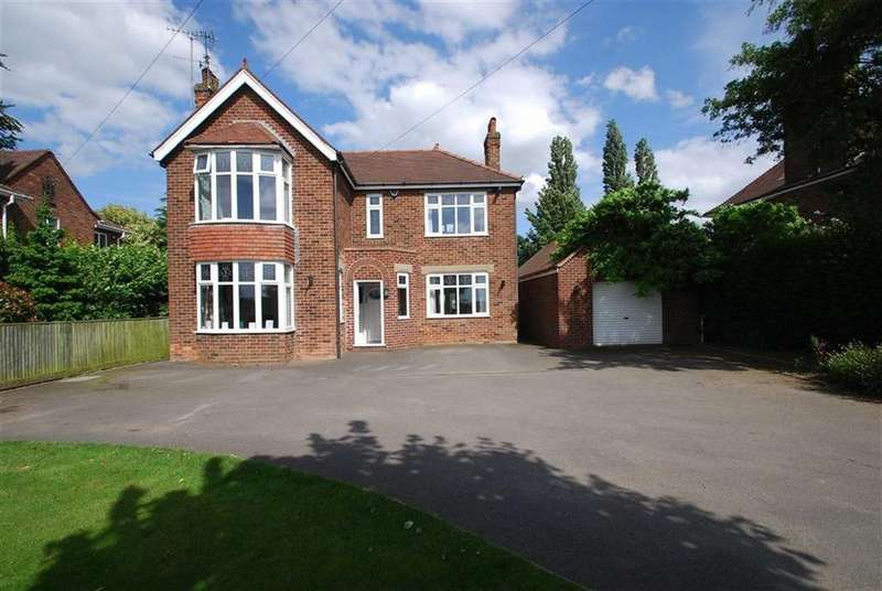 3 Bedrooms Detached House for sale in Sibsey Road, Boston