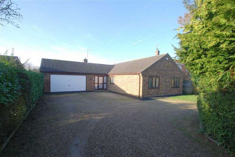 3 Bedrooms Detached Bungalow for sale in Donington Road, Bicker, Boston