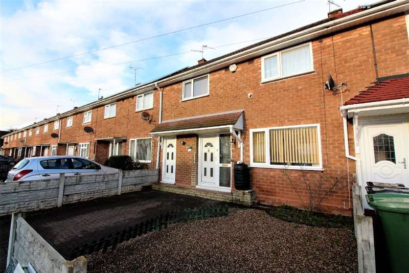 2 Bedrooms Town House for sale in Wyrley Road, Wednesfield