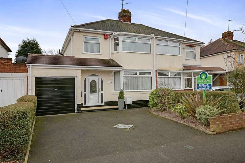 3 Bedrooms Semi Detached House for sale in Probert Road, Oxley, Wolverhampton, WV10