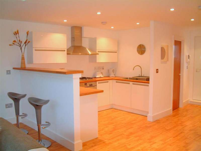 1 Bedroom Flat for sale in Washington Lofts, Stanwell Road, Penarth