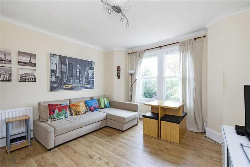 Studio Flat for sale in Braxted Park, Streatham
