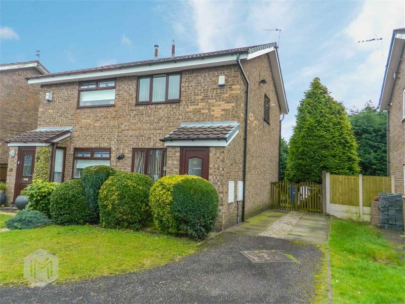 2 Bedrooms Semi Detached House for sale in Wilsford Close, Golborne, Warrington, Lancashire