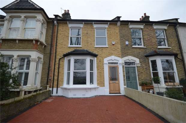 5 Bedrooms Terraced House for sale in Capel Road, Forest Gate, London