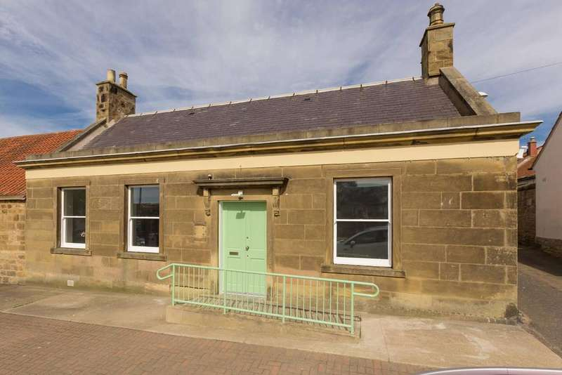 2 Bedrooms Semi Detached House for sale in Bank House, 89 Main Street, Pathhead, EH37 5PT