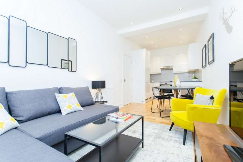2 Bedrooms Flat for sale in Empire Mews, Hewison Street, Bow, E3