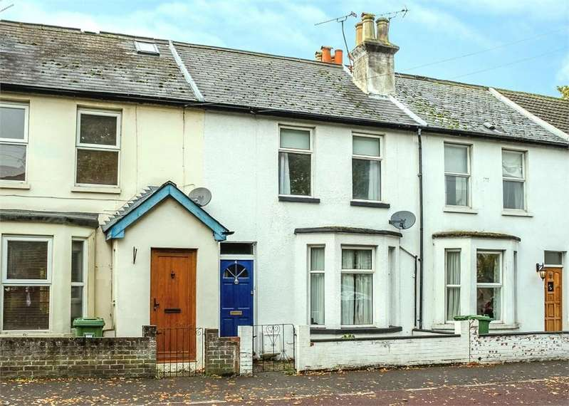 2 Bedrooms Town House for sale in Priestwood Terrace, Downshire Way, Bracknell, Berkshire