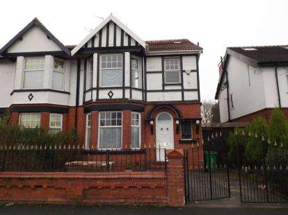 4 Bedrooms Semi Detached House for sale in Burnage Lane, Manchester, Greater Manchester