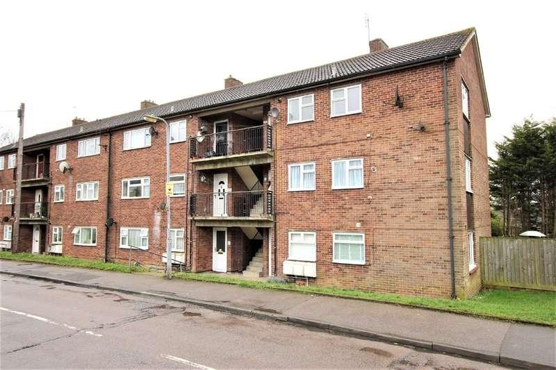 2 Bedrooms Flat for sale in Stonelea Road, Hemel Hempstead