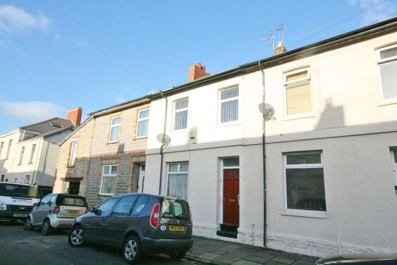 2 Bedrooms Terraced House for sale in Salop Street, Penarth, Vale of Glamorgan. CF64 1HF