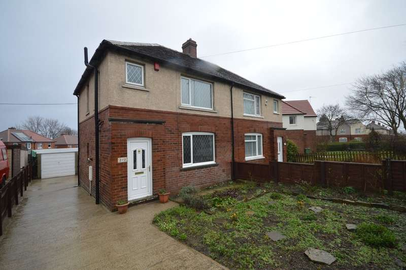 3 Bedrooms Semi Detached House for sale in Broadway, Wakefield