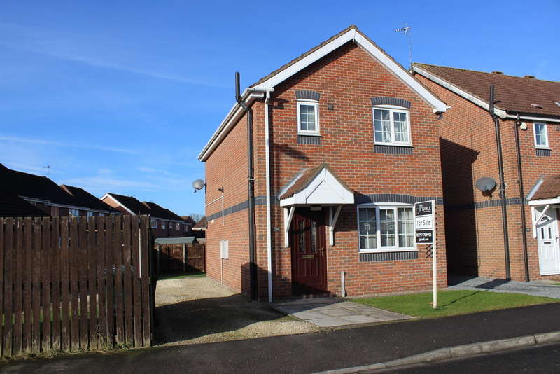 3 Bedrooms Detached House for sale in Highfield View, Barlby