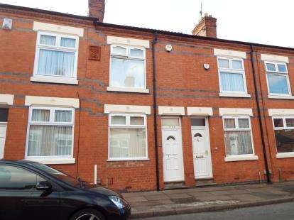 3 Bedrooms Terraced House for sale in Stanhope Street, Evington, Leicester, Leicestershire