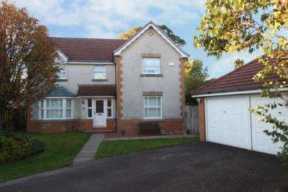 4 Bedrooms Detached House for sale in Craigievar Place, Newton Mearns