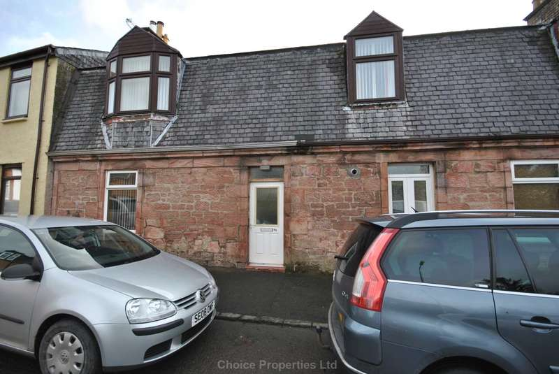 1 Bedroom Flat for sale in High Street, Newmilns, KA16 9EA
