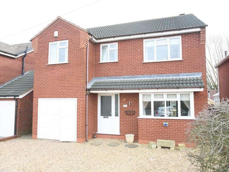 4 Bedrooms Detached House for sale in 11a Queen Street, Hightown, Hednesford, WS11 5TH