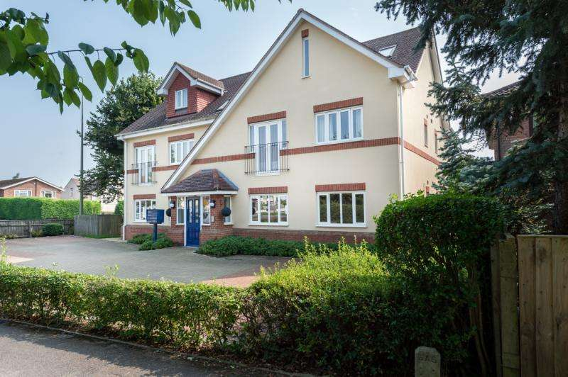 2 Bedrooms Apartment Flat for sale in The Lodge, 1 Five Mile Drive, Oxford, Oxfordshire