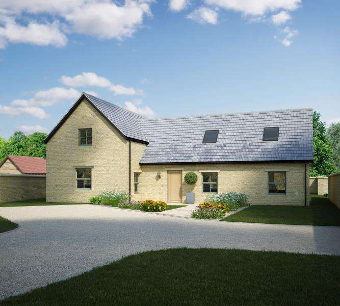 4 Bedrooms Detached House for sale in The Old Dairy, St James Court, North Street Farm, Aston, Bampton