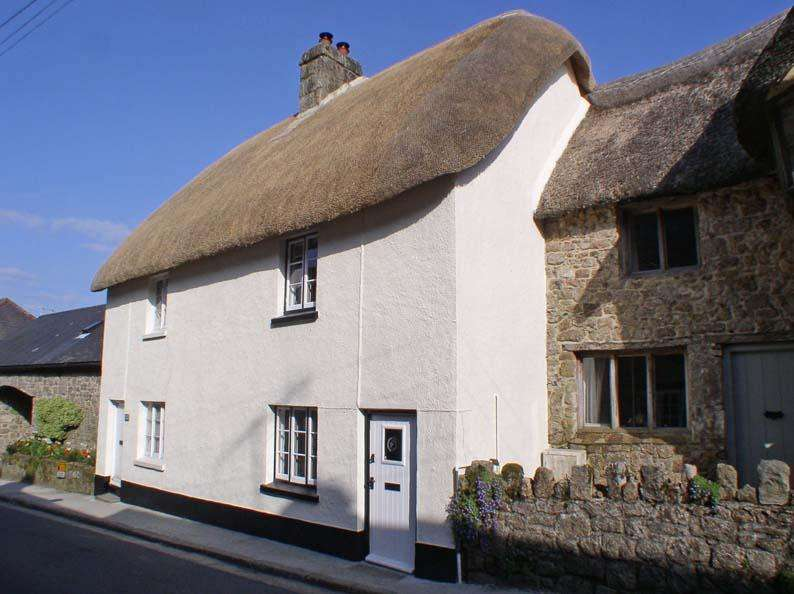 2 Bedrooms Cottage House for sale in Lower Street, Chagford TQ13