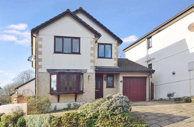 4 Bedrooms Detached House for sale in Old Well Gardens, Penryn
