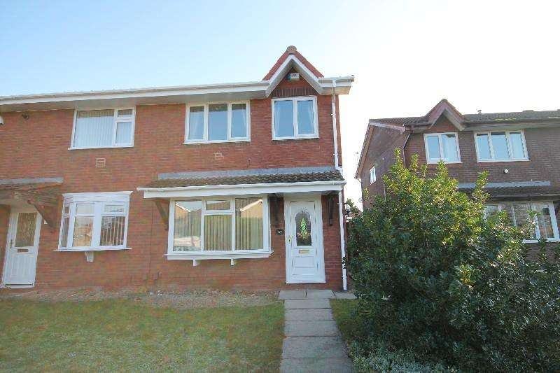 3 Bedrooms End Of Terrace House for sale in Thornwood Avenue Ingleby Barwick, Stockton-On-Tees