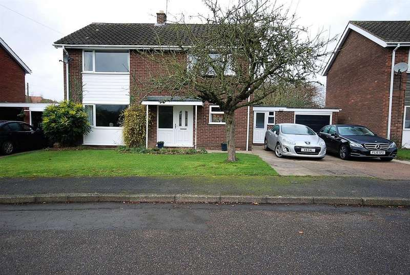 4 Bedrooms Detached House for sale in Nether Court, Farnsfield, Newark