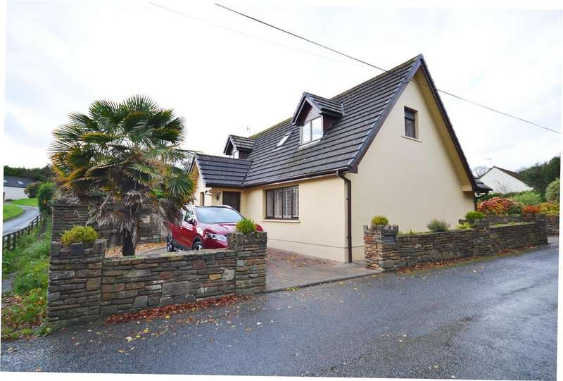 3 Bedrooms Detached House for sale in Saundersfoot