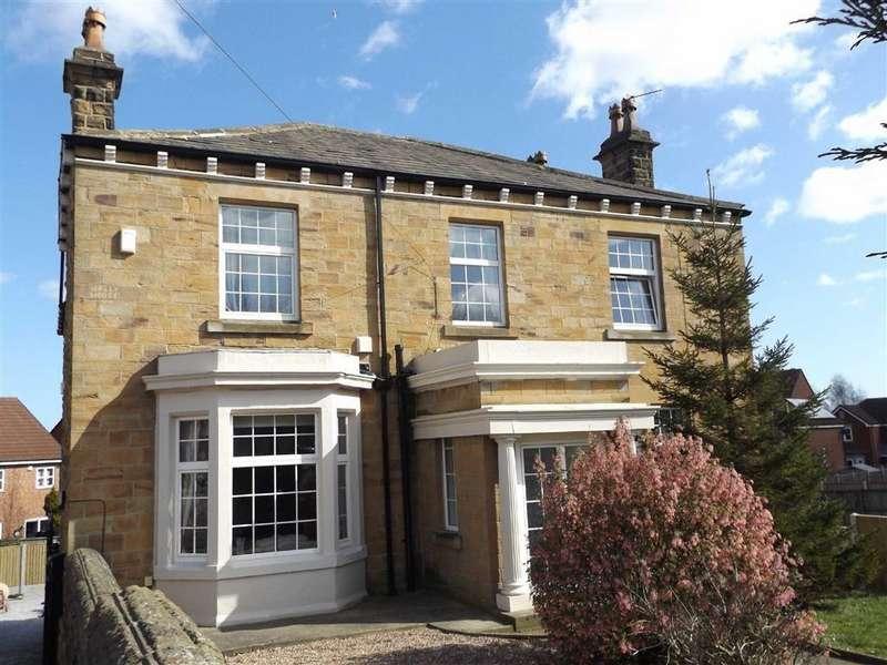 4 Bedrooms Detached House for sale in Leeds Road, Robin Hood, Wakefield, WF3