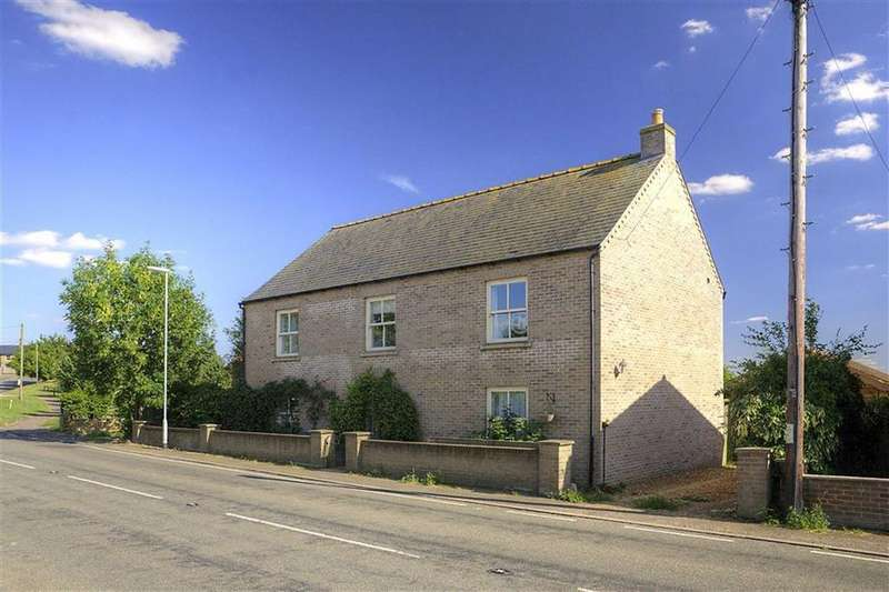 4 Bedrooms Detached House for sale in West End, Haddenham, Ely, Cambridgeshire