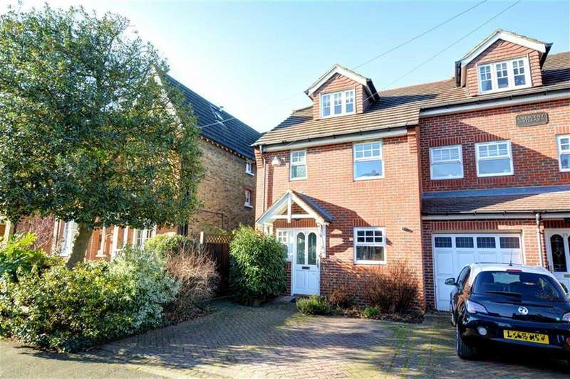 4 Bedrooms Town House for sale in Crescent Road, Bromley, Kent