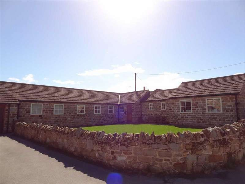 3 Bedrooms Barn Conversion Character Property for sale in Edderthorpe Lane, Darfield, Barnsley, S71
