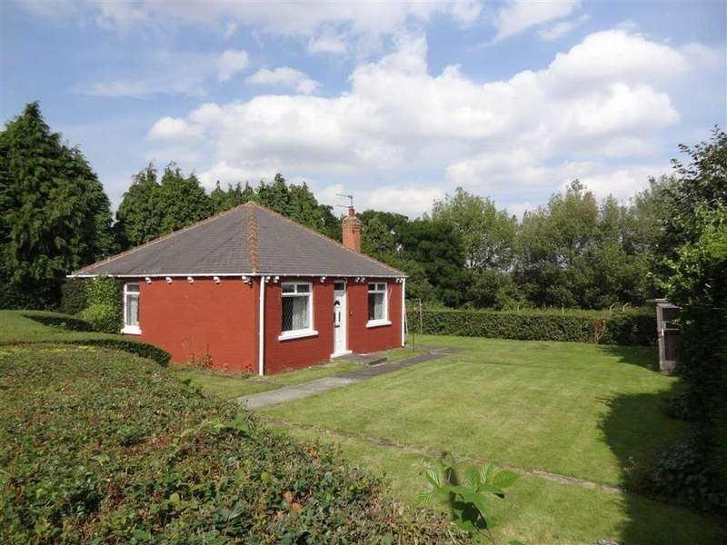 2 Bedrooms Detached Bungalow for sale in Station Road, Royston, Barnsley, S71
