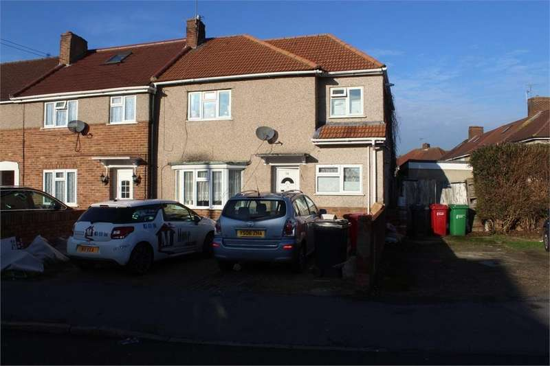 5 Bedrooms End Of Terrace House for sale in Court Crescent, Slough, Berks