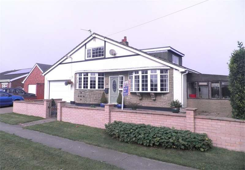 4 Bedrooms Detached House for sale in 2 North Leys Road, Hollym, Withernsea, East Riding of Yorkshire