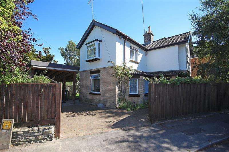 3 Bedrooms Detached House for sale in Northbrook Road, Broadstone