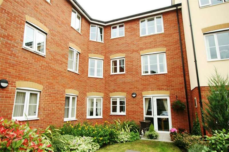 1 Bedroom Retirement Property for sale in Edwards Court, Off Queens Road, NR17 2GA, ATTLEBOROUGH, Norfolk